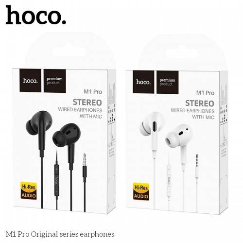 Tai nghe dây Hoco M1 Pro Jack 3.5 mm